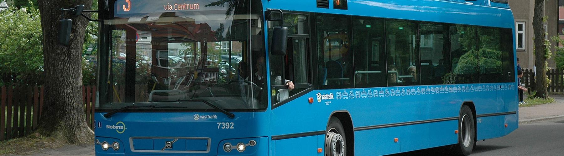 Stort sortiment av startmotorer och generatorer till bussar