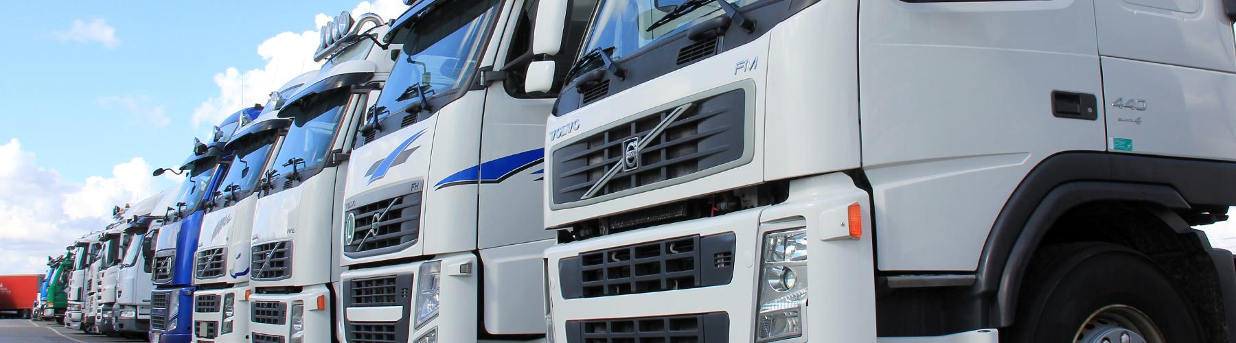 Stort sortiment av startmotorer och generatorer till lastbilar