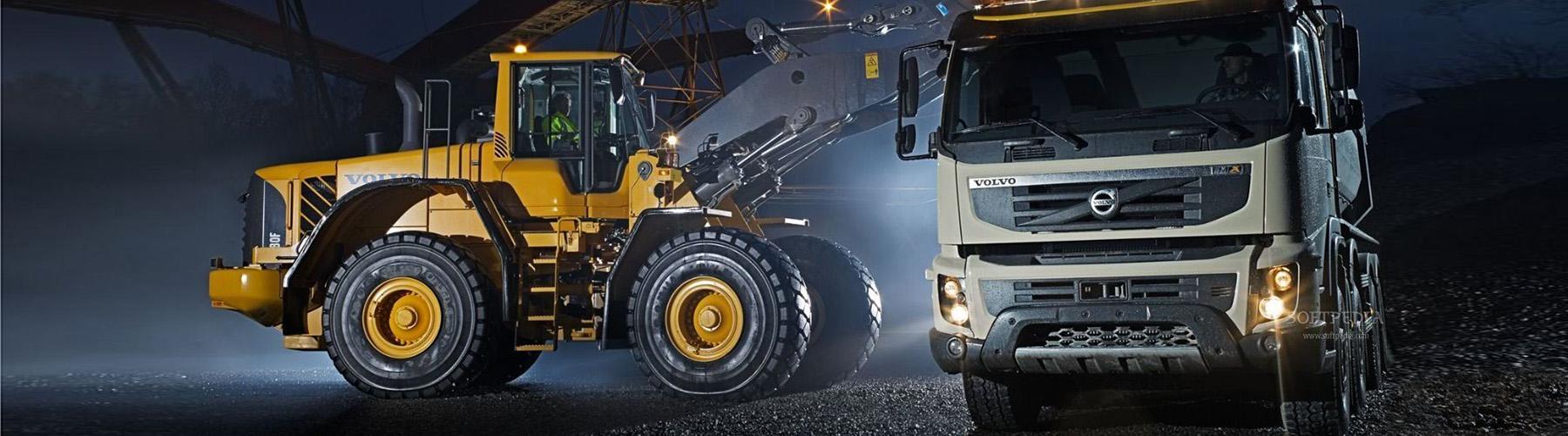 Startmotorer och generatorer till truckar, lastfordon och entreprenadmaskiner