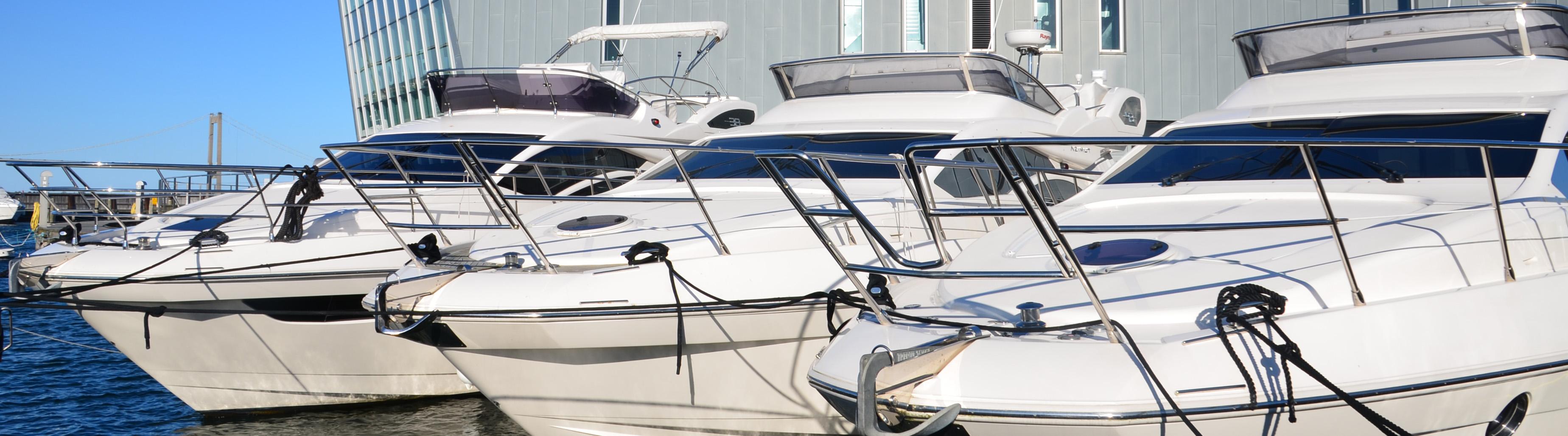 Startmotorer och generatorer till båtmotorer